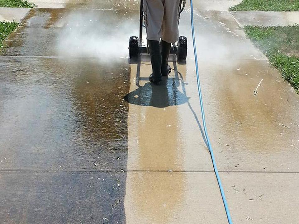 Before Amp After Photos Of Pressure Washing Soft Washing In