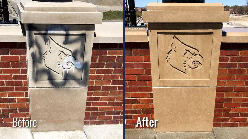 Graffiti Removal in Louisville KY
