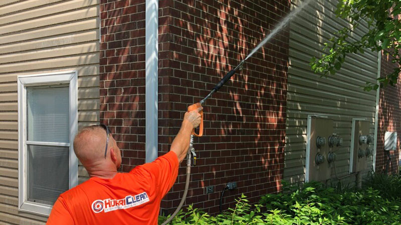 HurriClean - Louisville's #1 Recommended Pressure Washing