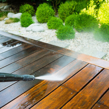 Soft Wash vs Pressure Wash: What's the Difference?